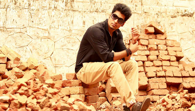 Indian Model Arjun Pandey