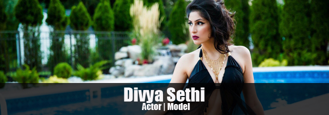 Nyc based model Divya Sethi