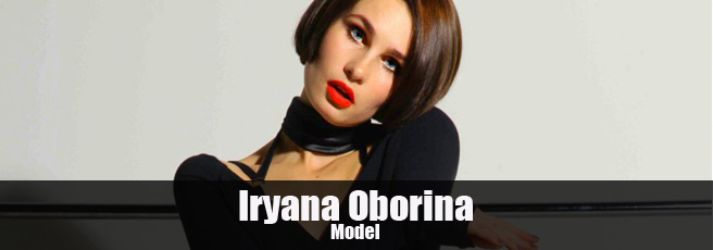 Model Iryana profile