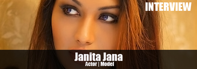 Interview with model Janita Jana