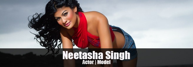 Female Model Neetasha Singh