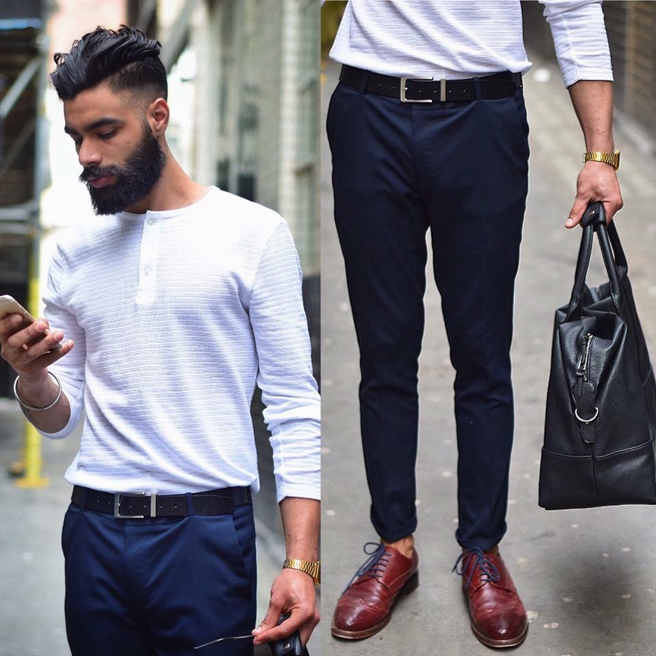 Street fashion by Prabhjot Singh Bhullar