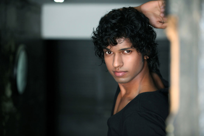 Indian actor and model Prashant Premi