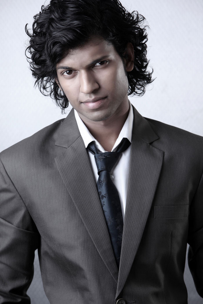 Indian fashion models Prashant Premi