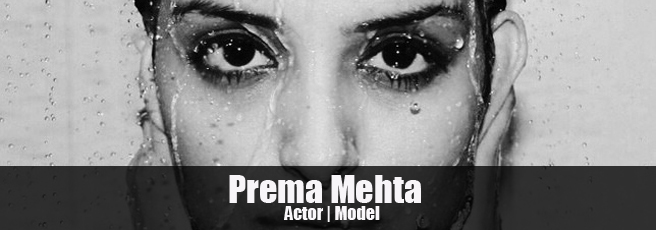 Prema Metha model and actress