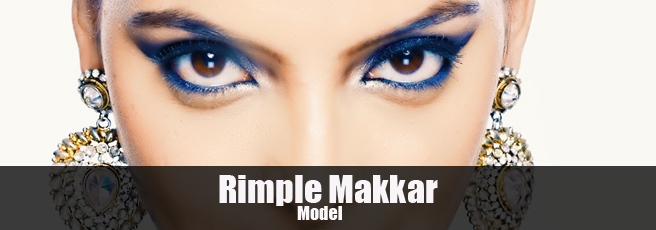 Indian Models Rimple Makkar