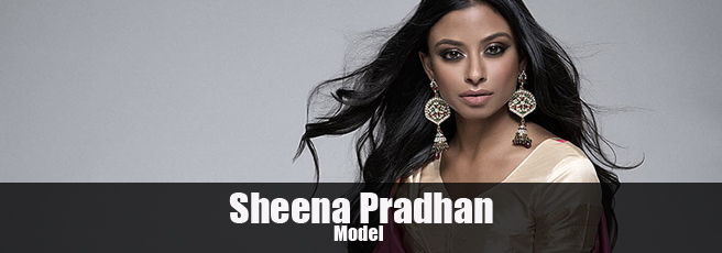 Sheena Pradhan Model