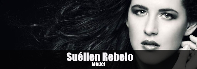 Suellen Rebelo International model