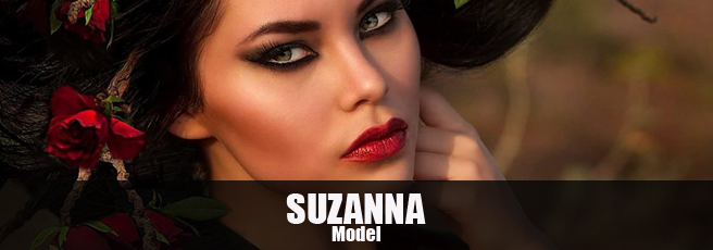 female model Suzanna Profile