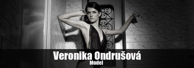 Model Veronika Ondrušová